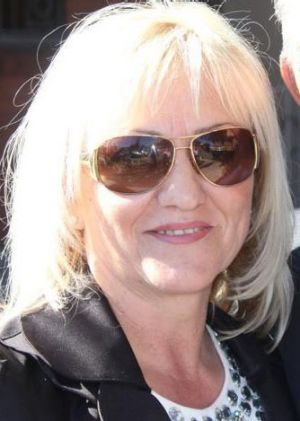 Vesna Crnobrnja, 49, was found with head injuries in the front yard of her Casula home on Monday.