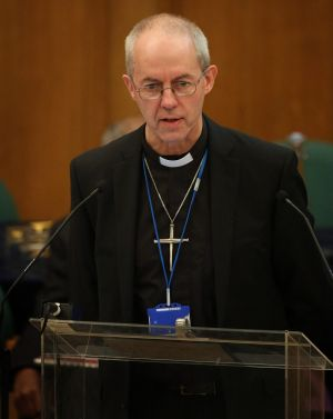 Archbishop of Canterbury Justin Welby's church is cutting back on fossil fuel investment