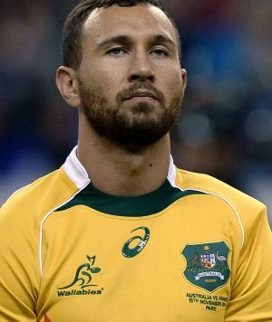 Quade Cooper has backed Beale's return.