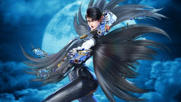 Don't let the constant winking or suit-made-out-of-hair fool you, Bayonetta is all about the combat.