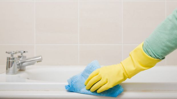 Spick and span: Cleaning is a bore, so learning how to clean more efficiently means you'll have more time for the fun stuff.