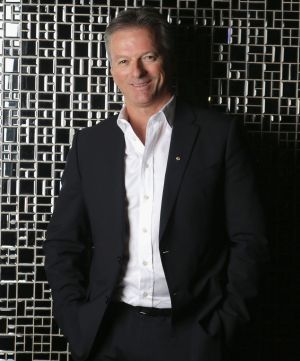 The sky's the limit: Steve Waugh.