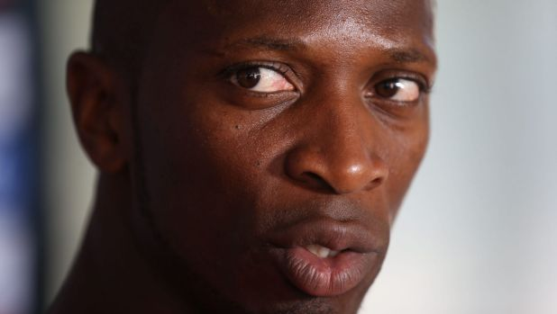 Motivated: Romeo Castelen has mixed fury with fitness.