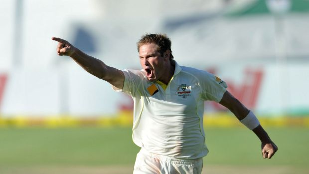 Uncertainty: Australian quick Ryan Harris is in two minds about turning out for next week's first Test in Adelaide.