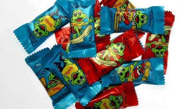 No more Freddo frogs for peckish ACT government workers.