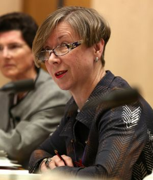 'Command-and-control': Former Health Department boss Jane Halton.