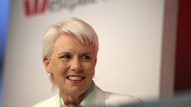 Parting gift from departing chief Gail Kelly: Westpac has beaten Commonwealth Bank to lead customer satisfaction ratings ...