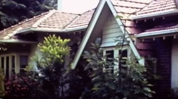 This house could be the key to the mystery of who shot the video of Melbourne in the 1940s.