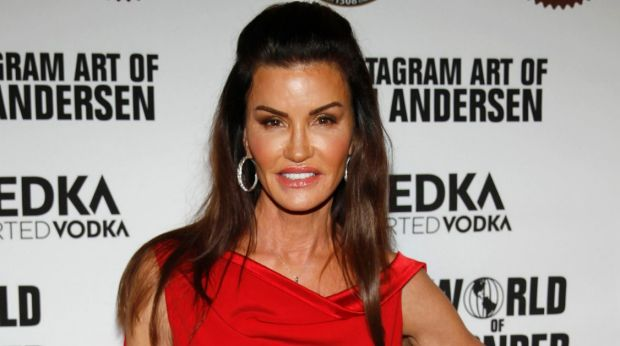 Speaking out: Model and reality TV star Janice Dickinson claims Bill Cosby drugged and assaulted her after she was ...
