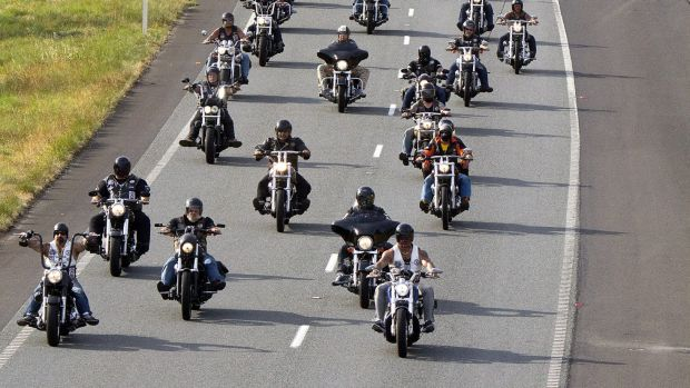 The High Court has ruled a Hells Angels member had no standing to challenge the VLAD laws.
