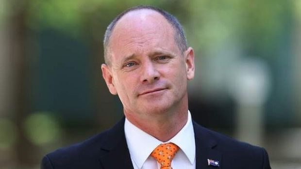 Queensland Premier Campbell Newman plans to take on Tony Abbott over disaster funding.