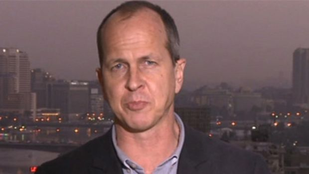 """I am convinced that the continued pressure does help"": Peter Greste."
