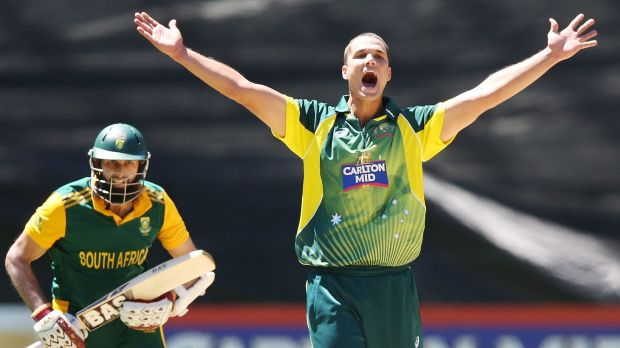 Long form: Nathan Coulter-Nile wants to bring his limited-overs form into the Test arena.