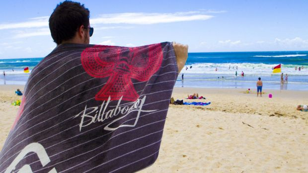 Gone surfing: Billabong US head Ed Leasure has called it quits. Shares slumped 23 per cent in one day in November after ...