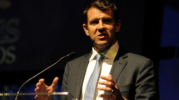 Privatisation to fund $20 billion in projects: Premier Mike Baird.