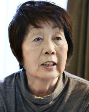 Chisako Kakehi: under investigation for the death of her spouse in December.