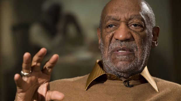 Under scrutiny ... Entertainer Bill Cosby has been accused of rape and improper sexual advances by four women.
