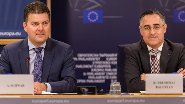 Unbundling bid: Members of the European Parliament Andreas Schwab and Ramon Tremosa have called for providers of search ...