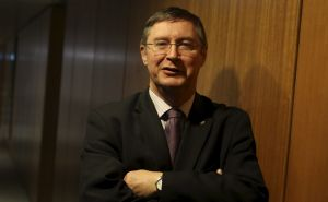 Former attorney-general Greg Smith
