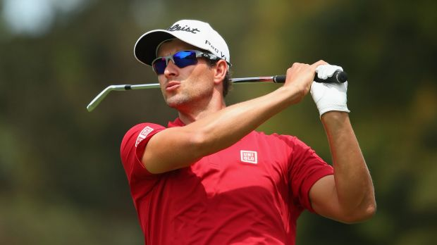 Back for more: Adam Scott is in for a challenge at The Australian this week.