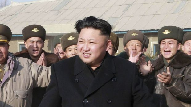 The one and only: North Korean leader Kim Jong-un - other people with that name must change it.