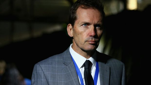 Former Brisbane Roar coach Mike Mulvey.