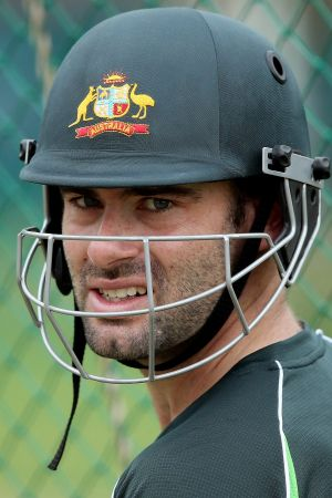 Alex Doolan: Struggled against Pakistan after good start to career against South Africa.