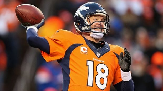 Peyton Manning's current form is a problem for Denver.