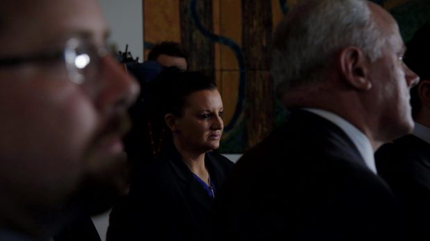 All eyes are on Tasmanian Senator Jacqui Lambie ahead of an announcement about her future.
