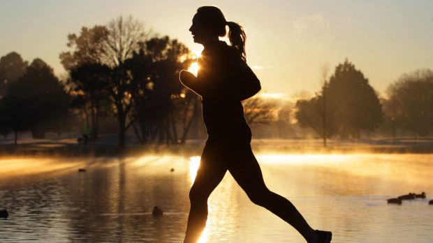 GET OUT THERE: Regular exercise has been found to be as effective as antidepressants when it comes to shaking the blues.