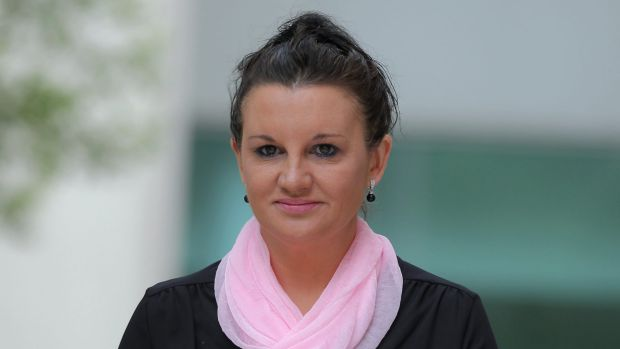 """I will meet with the devil himself but I won't be selling my soul"": Senator Jacqui Lambie."
