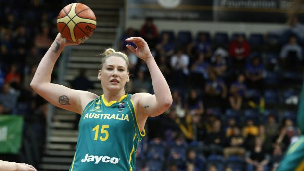 At risk: Opals coach Brendan Joyce says lack of TV deal will make it harder to keep stars, such as Lauren Jackson, in ...
