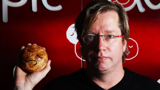 Pie Face founder Wayne Homschek was once a Wall Street banker.