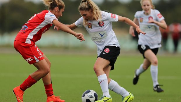 Death-knell: W-League coverage has become a victim of ABC cuts.