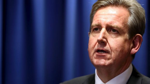 Barry O'Farrell, new deputy chair of the prestigious Australia-India Council.