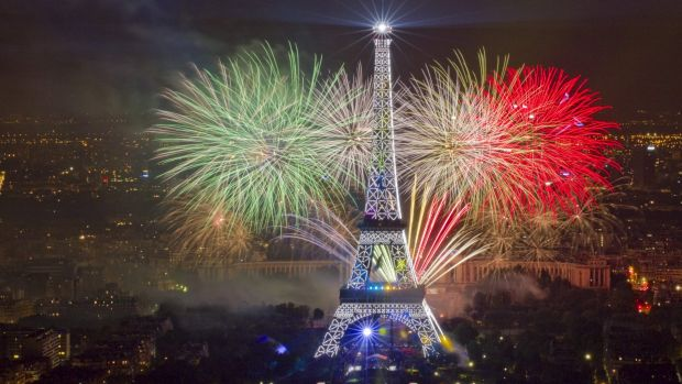 Numero un: Paris topped the list for the third year running.