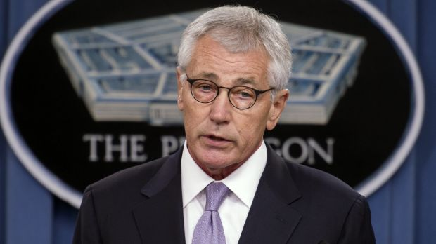 Out: US Defence Secretary Chuck Hagel has reportedly been forced out of his job after he criticised the government's ...