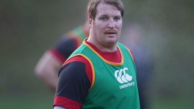 Another chance: England have recalled Kiwi No 8 Thomas Waldrom for their final test of the year against Australia at ...