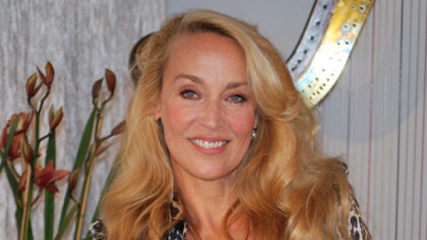 jerry hall talks about nude scene in the graduate mrs