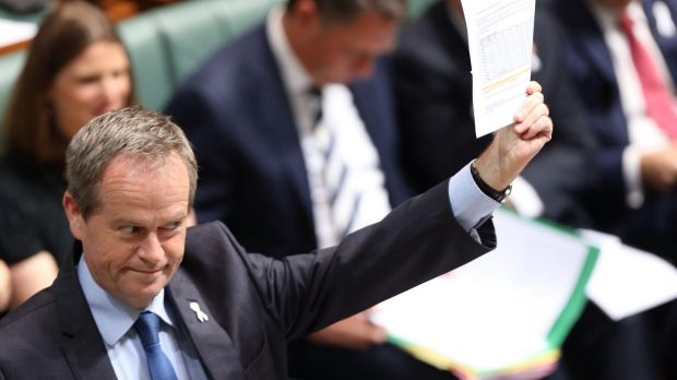 Opposition Leader Bill Shorten has attacked the Abbott government's cuts to the ABC budget but won't say by how much he ...