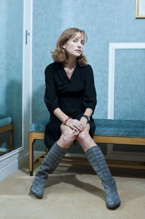 Isabelle Huppert: The camera loves her and so do the directors.