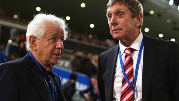 Captain's pick: Gorman brought the A-League out of a period of stagnation when FFA boss Frank Lowy put him in charge of ...
