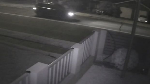 Police released CCTV footage of  a black BMW as part of a public appeal for information into the case.