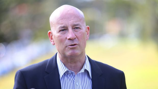 """Plans to generate funds """"don't add up"""": Opposition Leader John Robertson."""