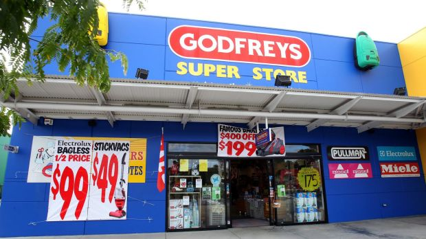 Distinctive in appearance, Godfreys has become a household name in the Australasian vacuum and cleaning market.