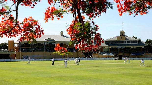Allan Border Field was a world away from the SCG on a balmy Tuesday, but players' minds were on their stricken friend.