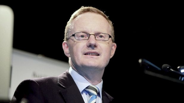 The RBA's Philip Lowe is confident the banking system would be resilient enough.
