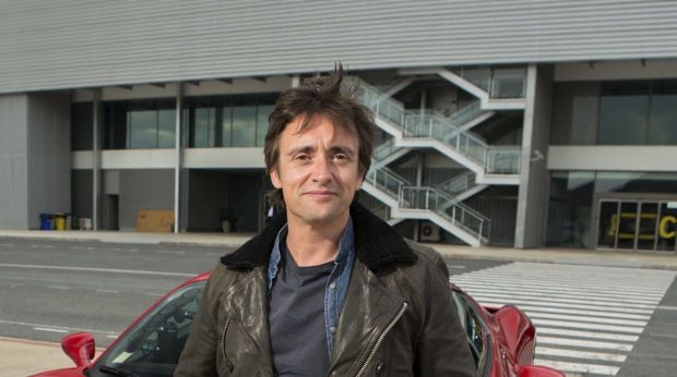 Top Gear's Richard Hammond recovered from life-threatening head injuries.