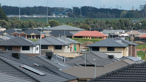 """""""The momentum in property prices is uncertain and could unwind sharply,"""" the OECD warns."""