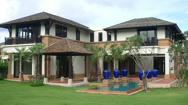 Another property on the Chom Tawan development in Phuket.